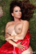 Madrileña encantadora con curvas y ojazos verdes, sensual y buena amante.