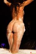 Mujer bisexual y natural apasionada por el sexo.