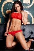Única con un cuerpo atlético sin descuidar mi delicadeza y feminidad, en la cama no tengo límites!