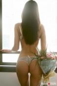 La acompañante perfecta, femenina, sexual, elegante y divertida