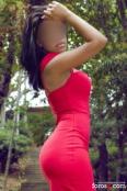 Caribeña sensual y muy elegante, una chica que se entrega por completo